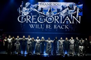 GREGORIAN _ EPIC CHANTS Tour 2013