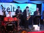 City Swingtett 2013 im Ulmer Zelt