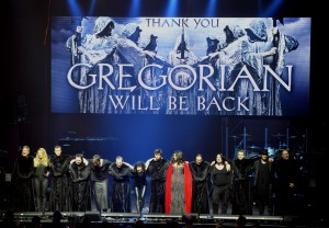 Gregorian 2014 Masters of Epic Chants Tour.