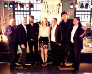 Munich City Band 2014 in Mailand