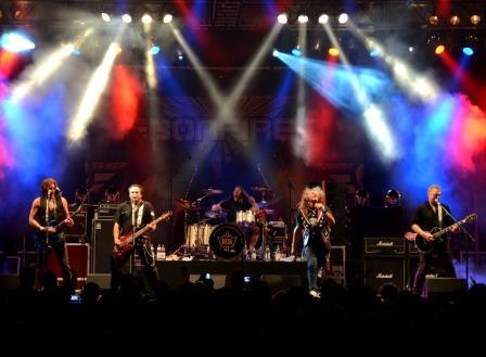 BONFIRE  Rock over Glött Festival 2014