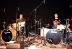 Skibbe, Thilo Wolf, Yasi Hofer Woodstock Jam 2014 in Günzburg