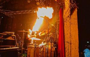Bonfire in Rotweil 2014