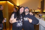 Die Drummer - Harry (Bonfire) und Allan (Pretty Maids)