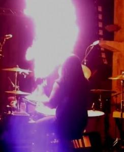 Bonfire 2014 in Rottweil