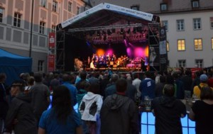 Rock the Big Band 2014 in Günzburg