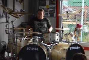Harry Reischmann Workshop - Drumming Roots 2014