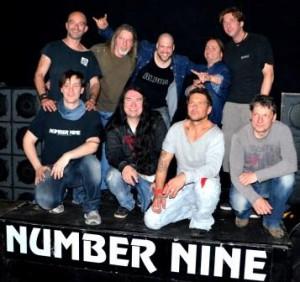 Number Nine 2015