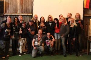 BONFIRE & ELA & Crew 2015