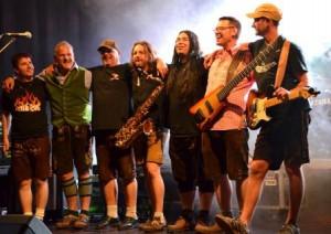 Donaumusikanten 2015 in Vöhringen