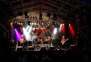 Bonfire 2015 in Günzburg