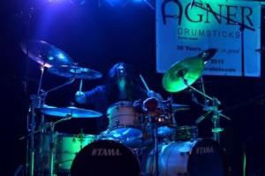 Harry Reischmann 2015 - 30 Jahre AGNER Drum Sticks