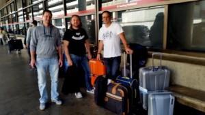Donaumusikanten Tour Day1