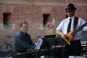 City Swingtett 2016 in Neu-Ulm