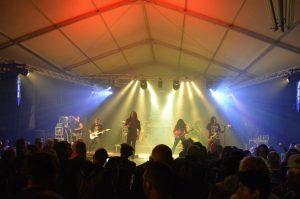 Allstar Band Heavy Style 2017 in Taufkirchen