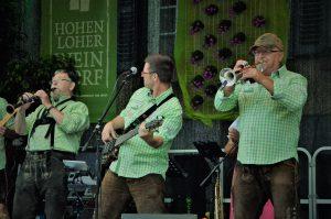 Donaumusikanten - Weindorf Öhringen 2017