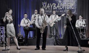 Die Maybacher - Foto Shooting 2017