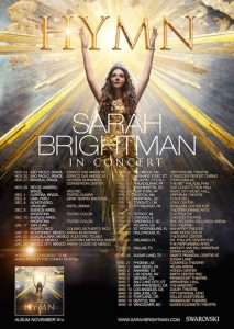Sarah Brightman - Tour