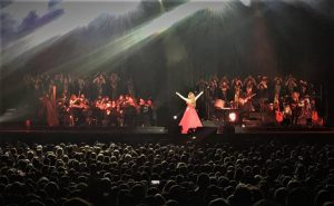 Harry Reischmann - Sarah Brightman Tour 2018