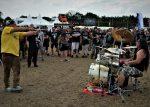 Wacken Foundation 2019 - Drum show Harry Reischmann