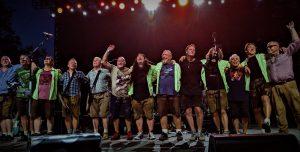 DSB Die Schlauberger & Die DONAUMUSIKANTEN - Summer Stage - Central Park (NY)