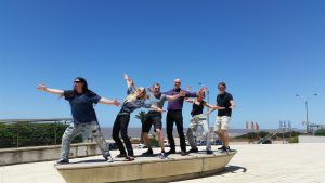 Sarah Brightman Band in Süd Amerika 2018
