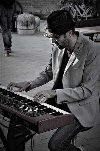 Juli 2019 - Harry Reischmann Jazz Quartett im Glacis
