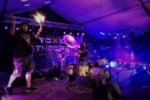 Oktober 2019 - Harry Reischmann Solo Show - Burrenfestival Öpfingen