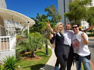 Sarah Brightman in Puerto Rico - 2019 Hymn World Tour