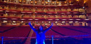 Radio City Music Hall - New York - 2019 Sarah Brightman USA und Kanada Tour