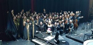 2019 Sarah Brightman USA und Kanada Tour