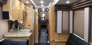 2019 unser Tourbus Sarah Brightman USA und Kanada Tour