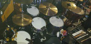 my Drum Kit - 2019 Sarah Brightman USA und Kanada Tour