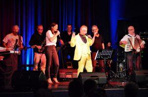 Juli 2019 Berblinger in Concert
