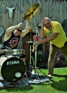 Harry Reischmann und Hugo - funniest drummer 2019