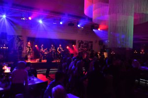 Harry Reischmann Band in der Groove Royal Besetzung 2019 in Neu-Ulm im Wiley Club