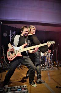 Harry Reischmann Band in der Groove Royal Besetzung 2019 in Neu-Ulm im Wiley Club