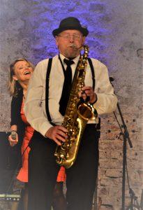 Hans Reischmann (City Swingtett) – Saxophon