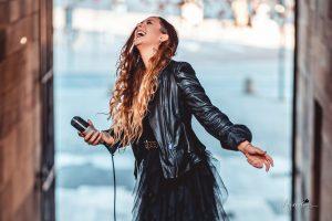Jessica Conte (FACE) – Vocals