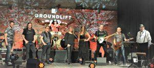 Groundlift Band Live Stream 2021